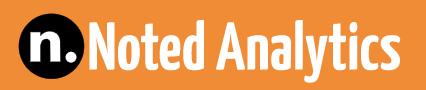 Noted Analytics Blog